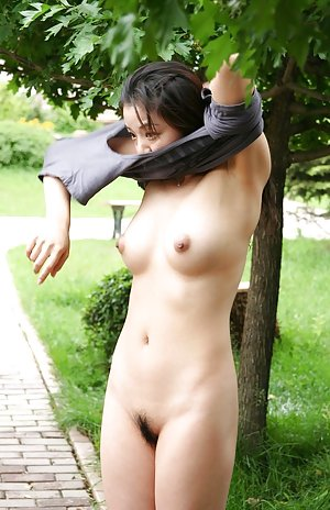 Japanese Teen Outdoor Pics